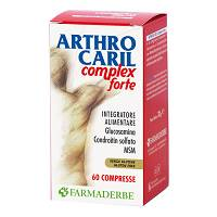 ARTHROCARIL COMPLEX FT 60CPR